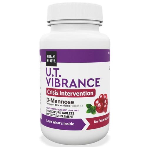 Vibrant Health U.T. Vibrance Tablets