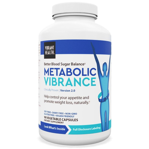 Vibrant Health Metabolic Vibrance