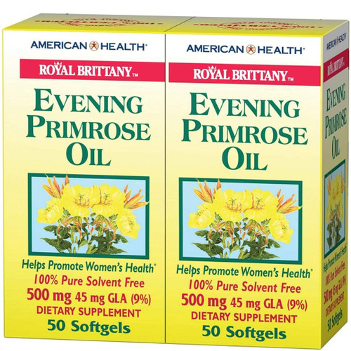 American Health Evening Primrose Oil