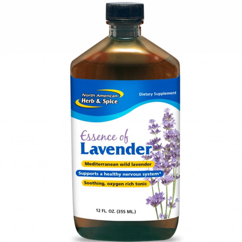 North American Herb & Spice Essence Of Lavender - 12 fl oz