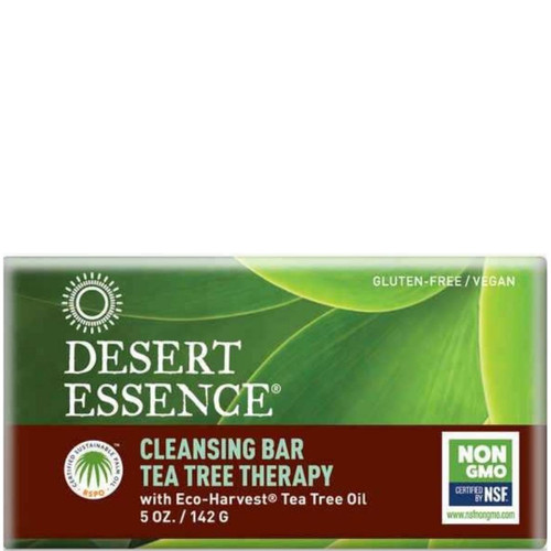 Desert Essence Tea Tree Therapy Soap Bar