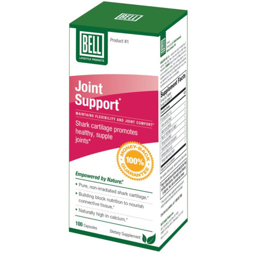 Bell Joint Support (Shark Cartilage) 100 Capsules