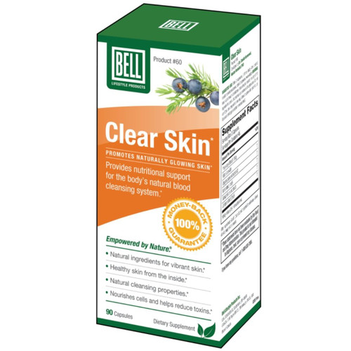 Bell Clear Skin 90 Capsules