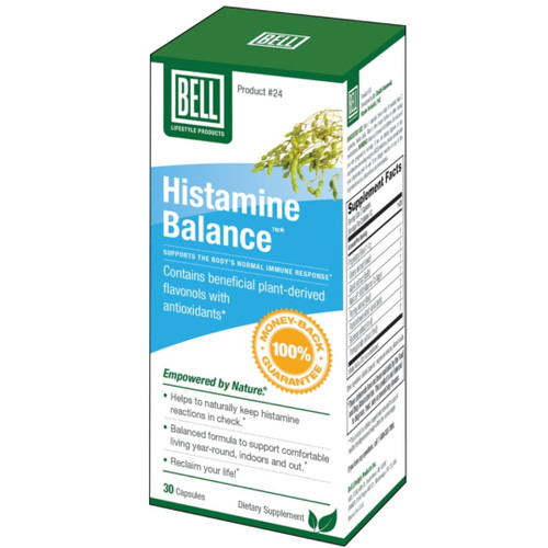 Bell Histamine Balance 30 capsules