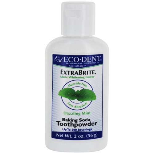 Eco Dent ExtraBrite Tooth Whitener  2 oz.