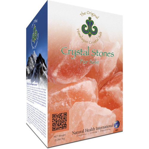 Symphony Natural Health Crystal Stones for Sole