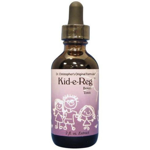 Dr. Christopher's Kid-e-Reg Bowel Tonic 2 fl oz