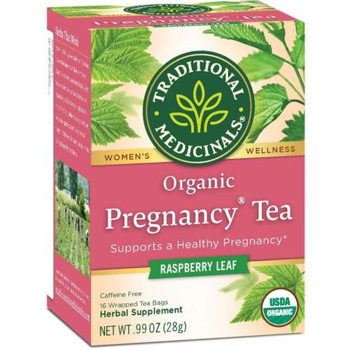Traditional Medicinals Pregnancy Tea