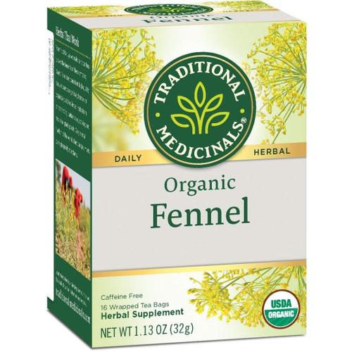 Traditional Medicinals Fennel Tea