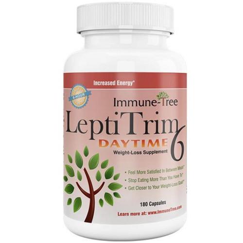 Immune Tree LeptiTrim 6 Daytime 180 Caps