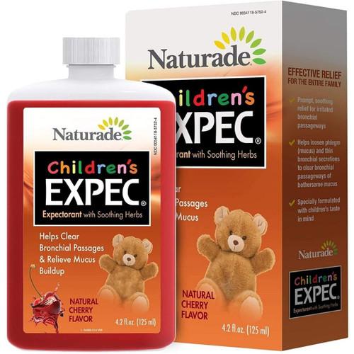 Naturade Children's Expectorant Cherry Flavor 125 ml