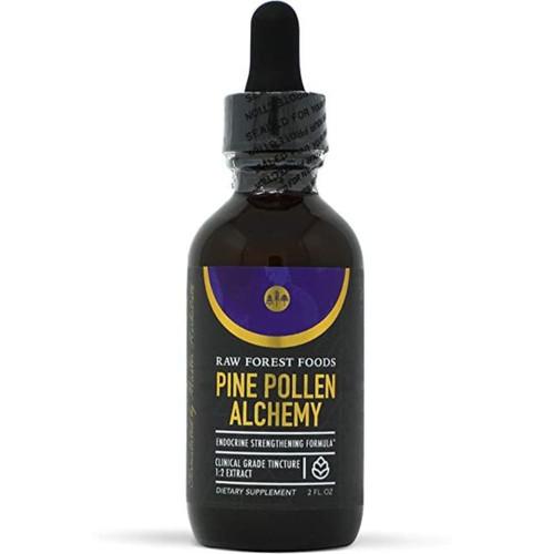 Raw Forest Foods Pine Pollen Alchemy Tincture
