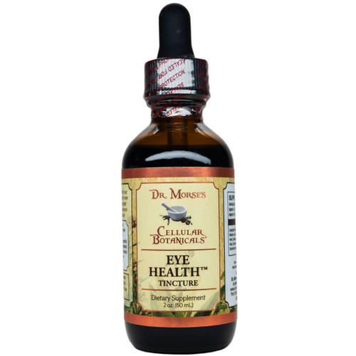 Dr Morse Eye Health Tincture 2 fl oz