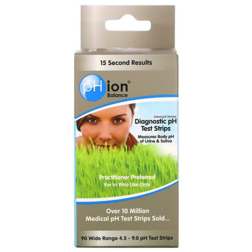 pHion Balance Diagnostic pH Test Strips