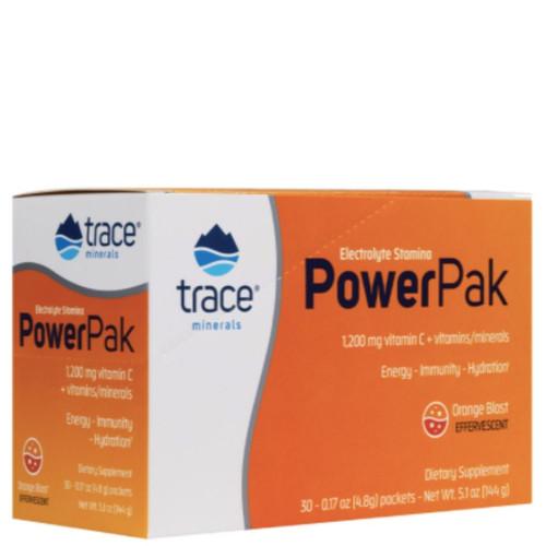 Trace Minerals Electrolyte Stamina Power Pak
