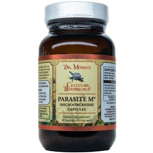 Dr. Morse Parasite M Capsules 90 Caps