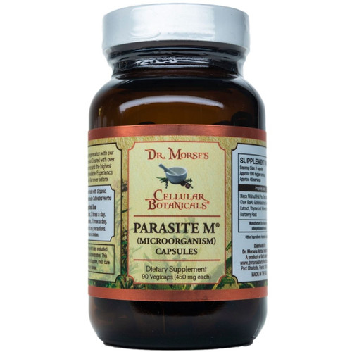 Dr. Morse's Parasite M Capsules