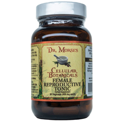 Dr. Morse's Female Reproductive Tonic Capsules