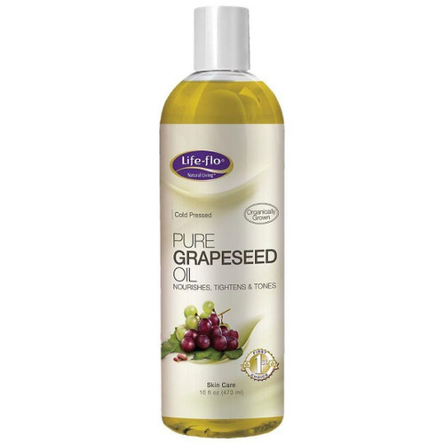 Life-Flo Pure Grapeseed Oil