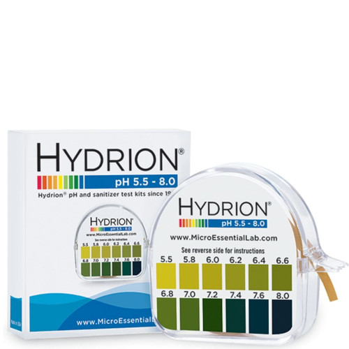 Hydrion pH Test Kit