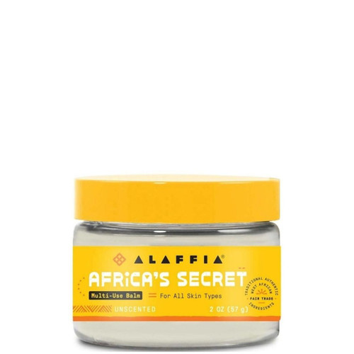 Alaffia - Africa's Secret Multipurpose Skin Cream - 2oz