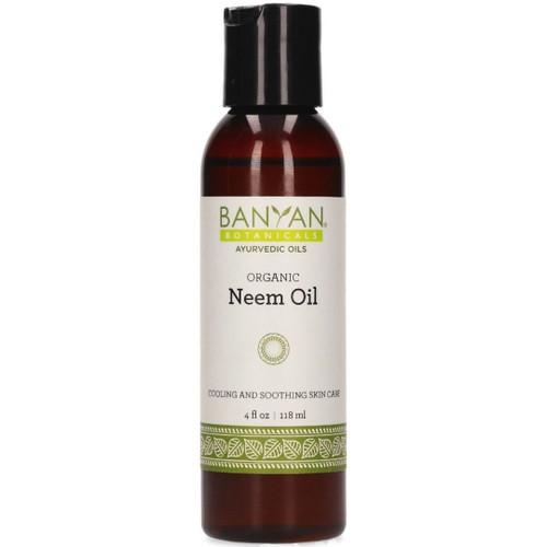 Banyan Organic Neem Oil - 4 fl oz