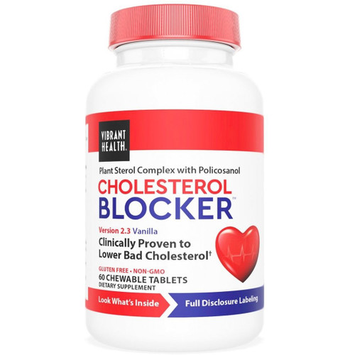 Vibrant Health Cholesterol Blocker