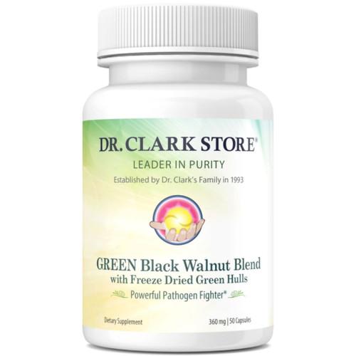 Dr. Clark Green Black Walnut Blend