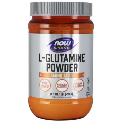 NOW L-Glutamine Powder