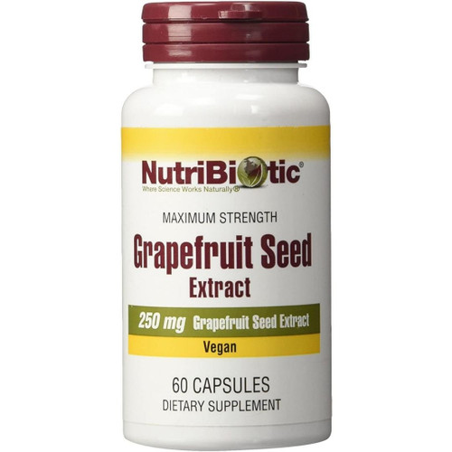 NutriBiotic Grapefruit Seed Extract