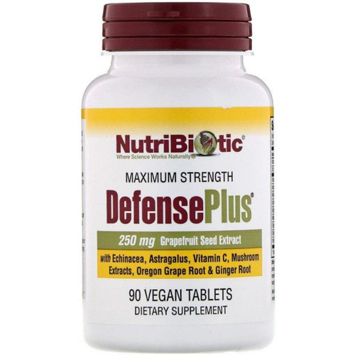 NutriBiotic DefensePlus