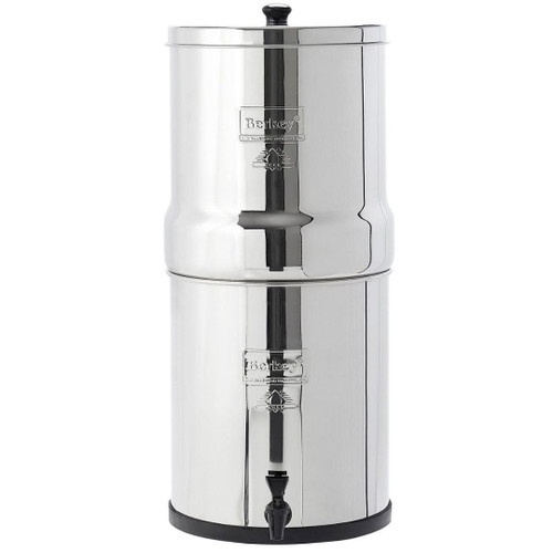Big Berkey System (2.25 gallon) with 2 filters