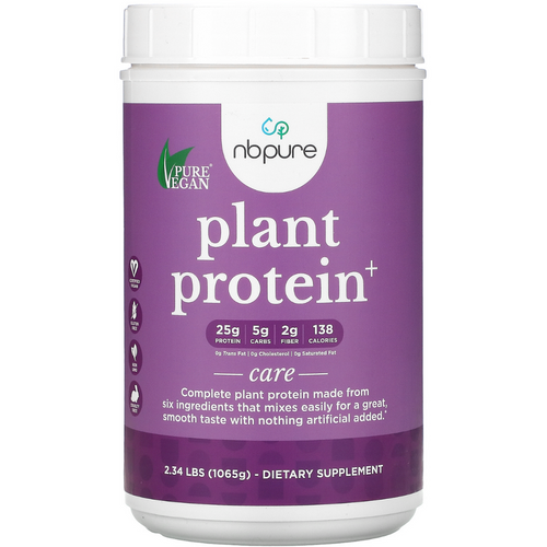NB Pure Pure Vegan Plant Protein+