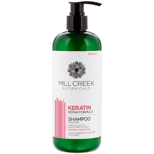 Mill Creek Botanicals Keratin Shampoo