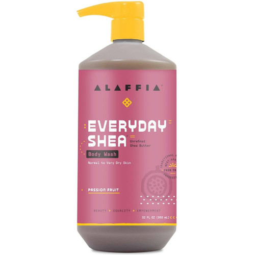 Alaffia Everyday Shea Body Wash