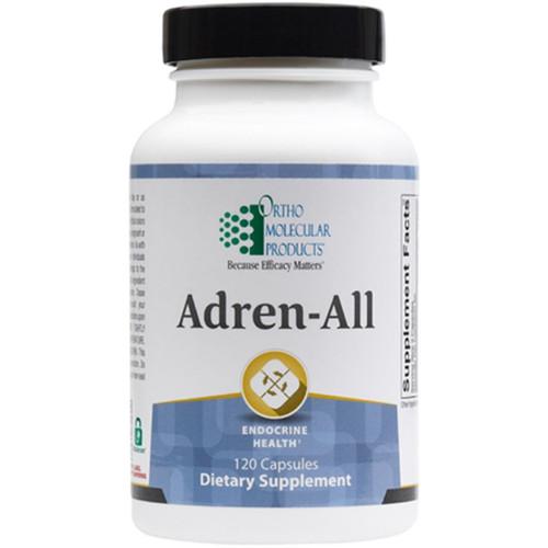 Ortho Molecular Adren-All (120 caps)
