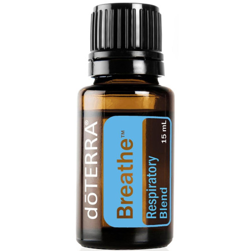 doTERRA Breathe (Respiratory Blend) Essential Oil Blend - 15 ml