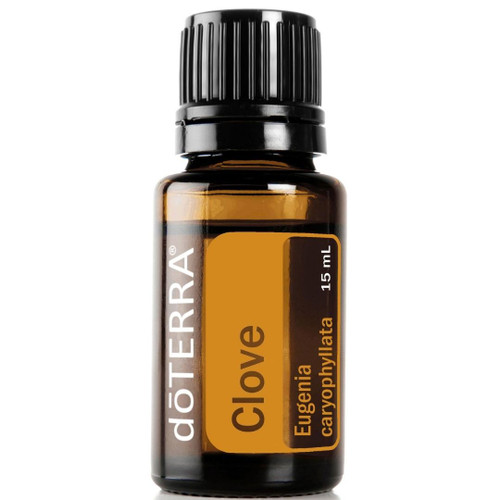 doTERRA Clove (Eugenia caryophyllata) Essential Oil - 15 ml