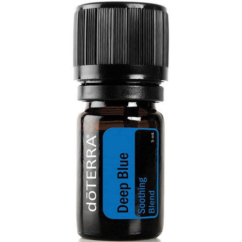 doTERRA Deep Blue (Soothing Blend) Essential Oil - 5 ml