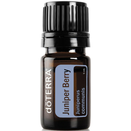 doTERRA Juniper Berry (Juniperus communis) Essential Oil - 5 ml