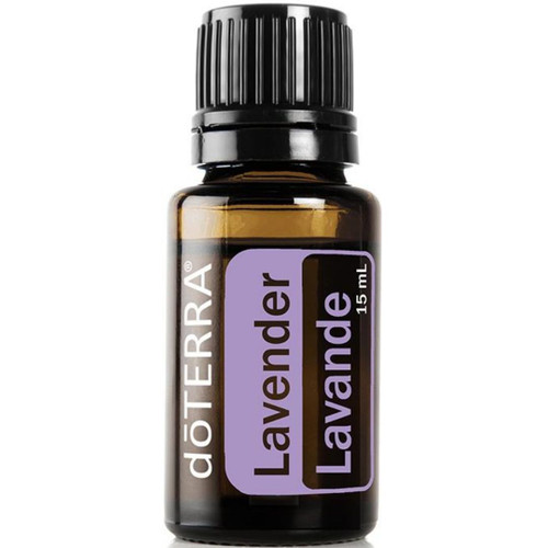 doTERRA Lavender (Lavandula angustifolia) Essential Oil - 15 ml