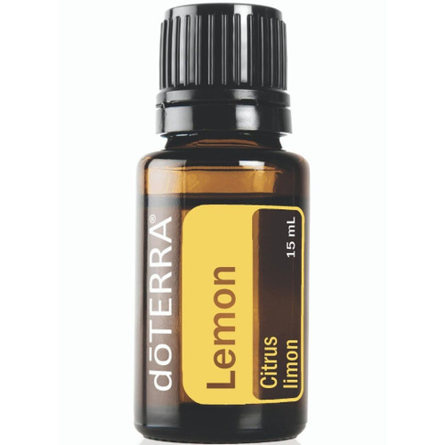 doTERRA Lemon (Citrus limon) Essential Oil - 15 ml