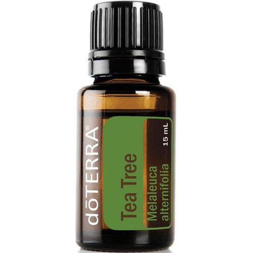 doTERRA Tea Tree (Melaleuca alternifolia) Essential Oil - 15 ml