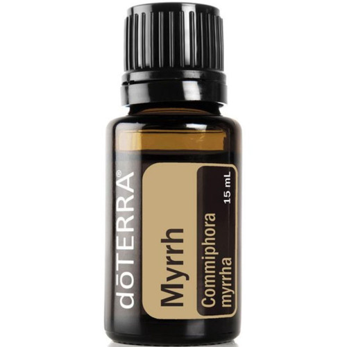 doTERRA Myrrh (Commiphora myrrha) Essential Oil - 15 ml