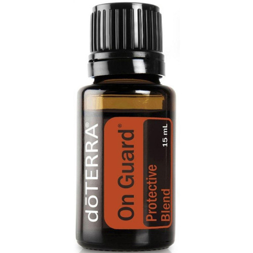 doTERRA On Guard (Protective Blend) Essential Oil Blend - 15 ml