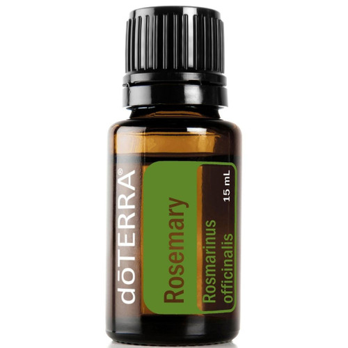 doTERRA Rosemary (Rosmarinus officinalis) Essential Oil - 15 ml
