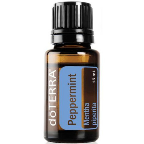 doTERRA Peppermint (Mentha piperita) Essential Oil - 15 ml