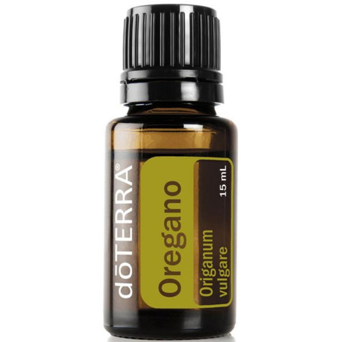 doTERRA Oregano (Origanum vulgare) Essential Oil - 15 ml