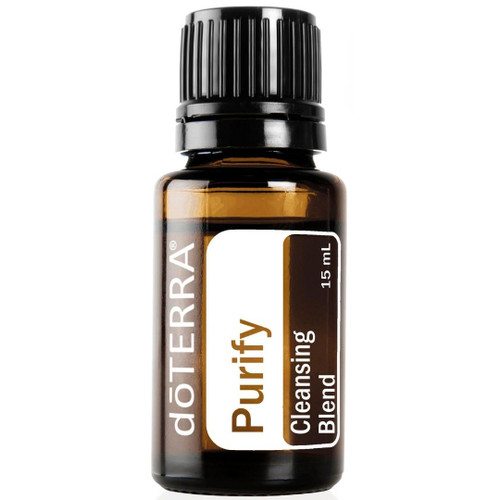 doTERRA Purify (Cleansing Blend) Essential Oil Blend - 15 ml