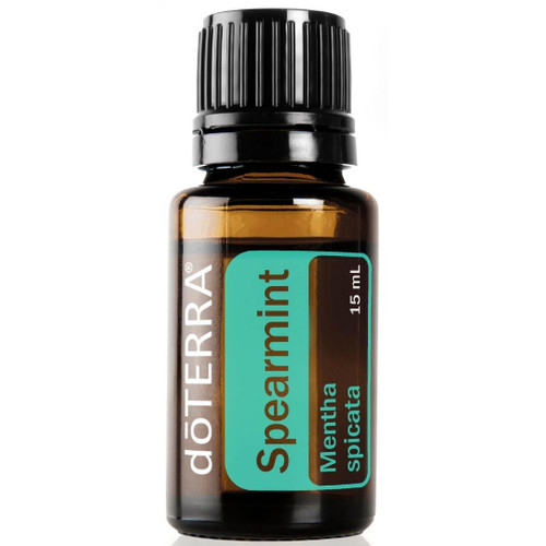 doTERRA Spearmint (Mentha spicata) Essential Oil - 15 ml